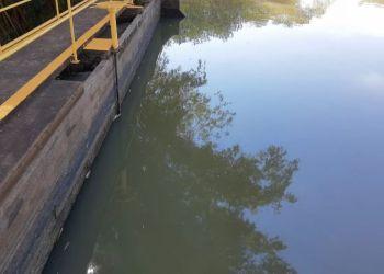 Nível de represa de Guararapes cai e município alerta para uso consciente de água