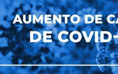 REGIÃO DE ARAÇATUBA É A 5ª EM AUMENTO DE CASOS E A 4ª EM AUMENTO DE MORTES POR COVID-19 EM 2 SEMANAS