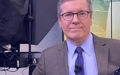 Márcio Gomes deixa a Globo e é contratado pela CNN Brasil