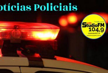 Operação da Polícia em GUARARAPES