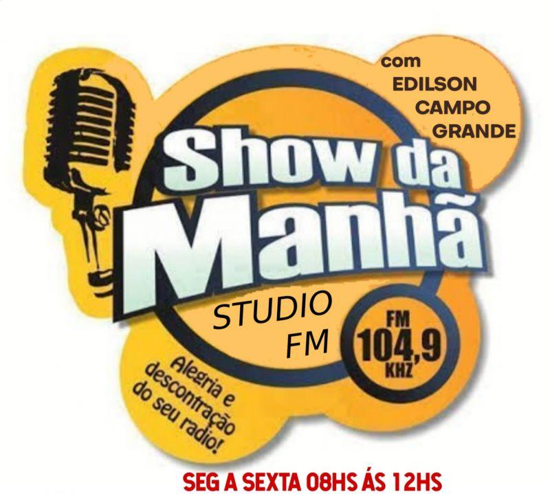 SHOW DA  MANHÃ- apresentação  EDILSON CAMPO GRANDE