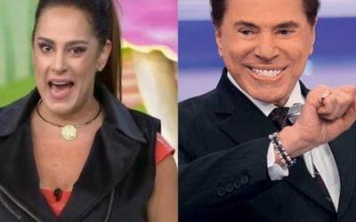 Silvio Santos dá férias para filha Silvia Abravanel, mas não aceita pedido de demissão